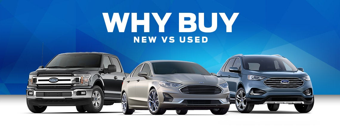 New Vs Used Vehicles | Pros & Cons | Reynolds Ford | Quad Cities